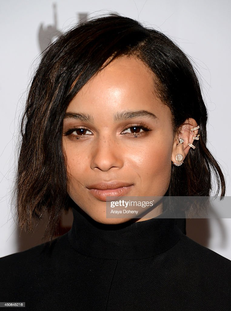 Actress <a gi-track='captionPersonalityLinkClicked' href=/galleries/search?phrase=Zoe+Kravitz&family=editorial&specificpeople=680250 ng-click='$event.stopPropagation()'>Zoe Kravitz</a> attends the premiere of 'The Road Within' during the 2014 Los Angeles Film Festival at Regal Cinemas L.A. Live on June 18, 2014 in Los Angeles, California.
