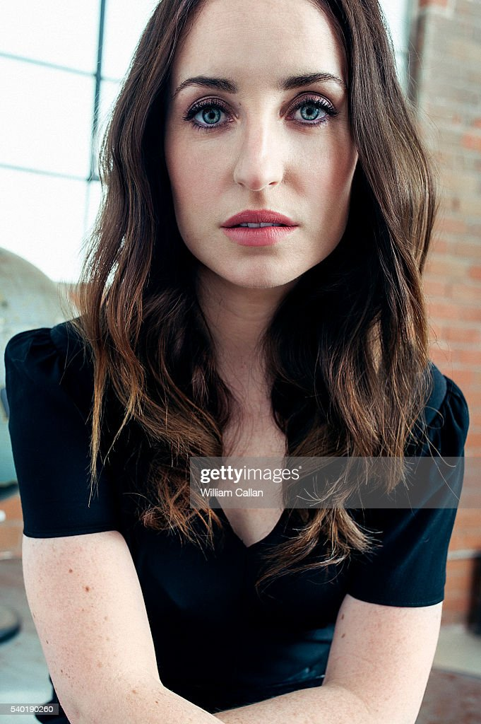 Actress <a gi-track='captionPersonalityLinkClicked' href=/galleries/search?phrase=Zoe+Lister-Jones&family=editorial&specificpeople=655703 ng-click='$event.stopPropagation()'>Zoe Lister-Jones</a> is photographed for The Wrap on June 2, 2016 in Los Angeles, California. PUBLISHED