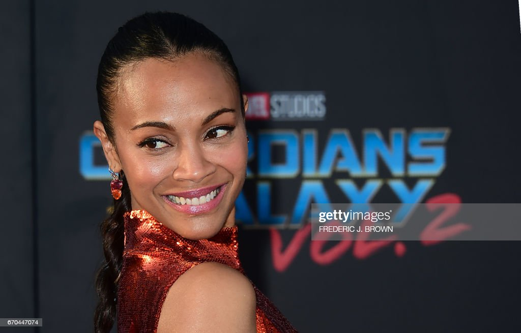 Zoe Saldana - From 'Crossroads' To 'Guardians Of The Galaxy 2'