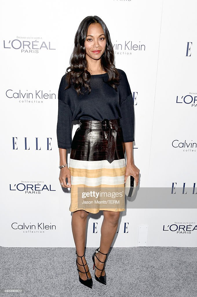 The 22nd Annual ELLE Women In Hollywood Awards - Arrivals