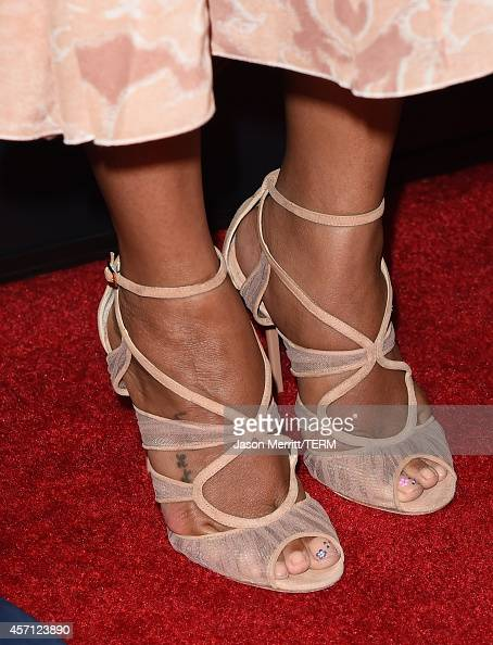 Actress Zoe Saldana attends the Twentieth Century Fox and Reel FX Animation Studios premiere of 'The Book of Life' on Sun Oct 12 in Los Angeles