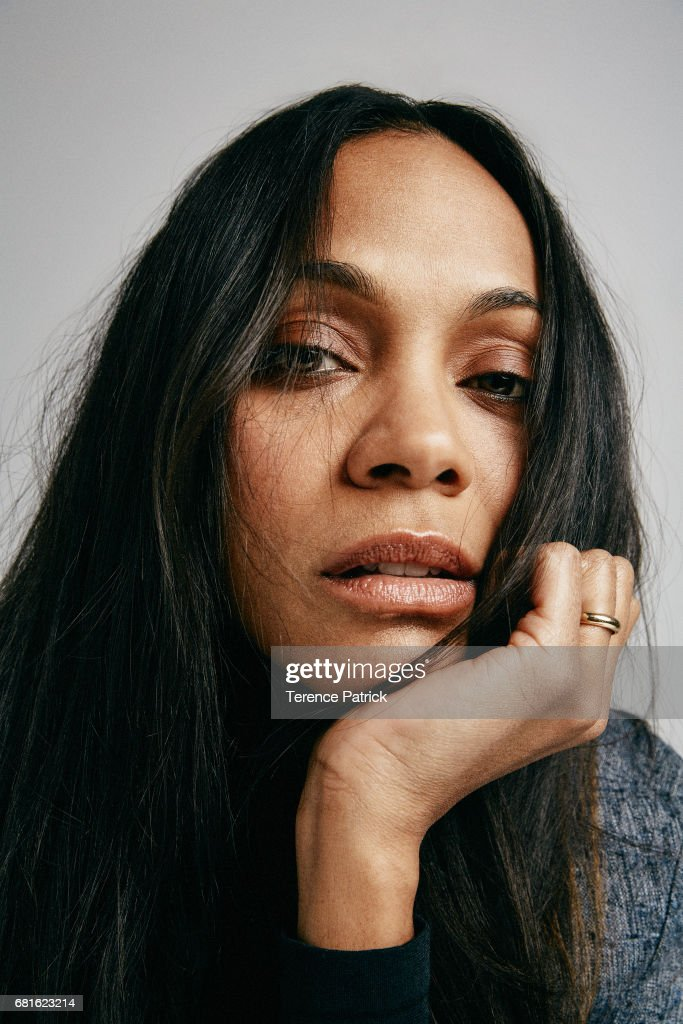 Actress Zoe Saldana is photographed for Variety on December 12, 2016 in Los Angeles, California.
