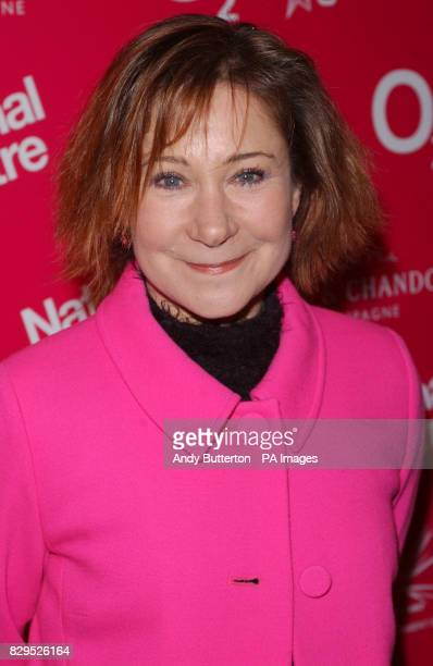 Actress Zoe Wanamaker