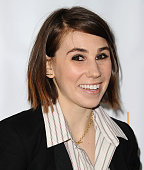 Actress Zosia Mamet attends an evening with 'Girls' at Leonard H Goldenson Theatre on March 13 2014 in North Hollywood California