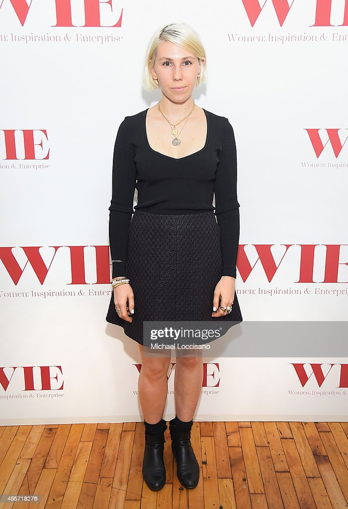 Actress Zosia Mamet attends the 2014 WIE Symposium at The Puck Building on September 19, 2014 in New York City.
