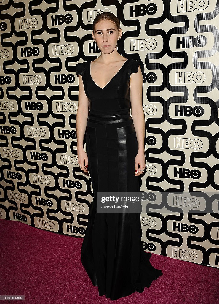 Actress Zosia Mamet attends the HBO after party at the 70th annual Golden Globe Awards at Circa 55 restaurant at the Beverly Hilton Hotel on January 13, 2013 in Los Angeles, California.