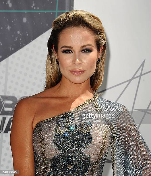 Actress Zulay Henao attends the 2016 BET Awards at Microsoft Theater on June 26 2016 in Los Angeles California