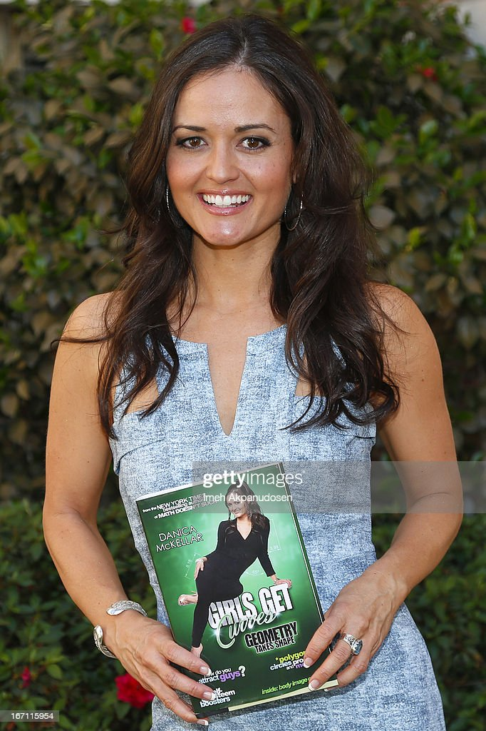Actress/author Danica McKellar attends the 18th Annual LA Times Festival Of Books at USC on April 20, 2013 in Los Angeles, California.
