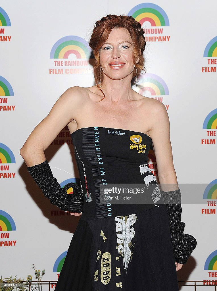 Actress/co-founder PSOS <a gi-track='captionPersonalityLinkClicked' href=/galleries/search?phrase=Tanna+Frederick&family=editorial&specificpeople=3991940 ng-click='$event.stopPropagation()'>Tanna Frederick</a> attends the Project Save Our Surf Holiday Celebration and Fundraiser at the Brakeman Brewery on December 5, 2013 in Los Angeles, California.