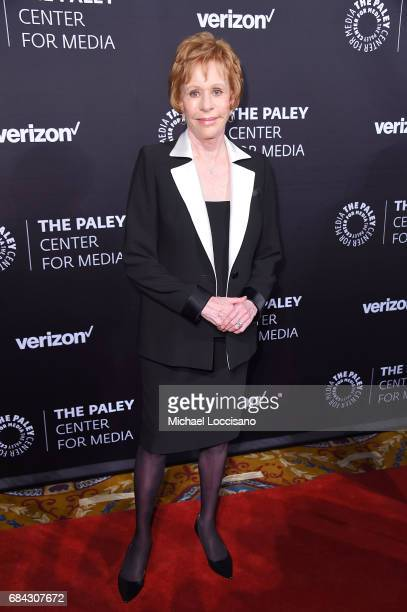 Actress/comedian and honoree Carol Burnett attends the The Paley Honors Celebrating Women In Television event at Cipriani Wall Street at on May 17...