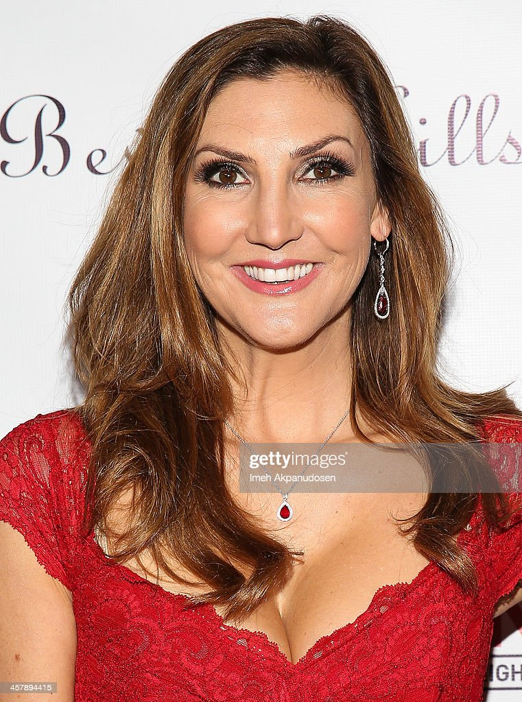 Actress/comedian Heather McDonald attends The Maloof Foundation And Jacob's Peter W. Busch Family Foundation hosting a holiday toy donation For Children's Hospital on December 18, 2013 in Beverly Hills, California.