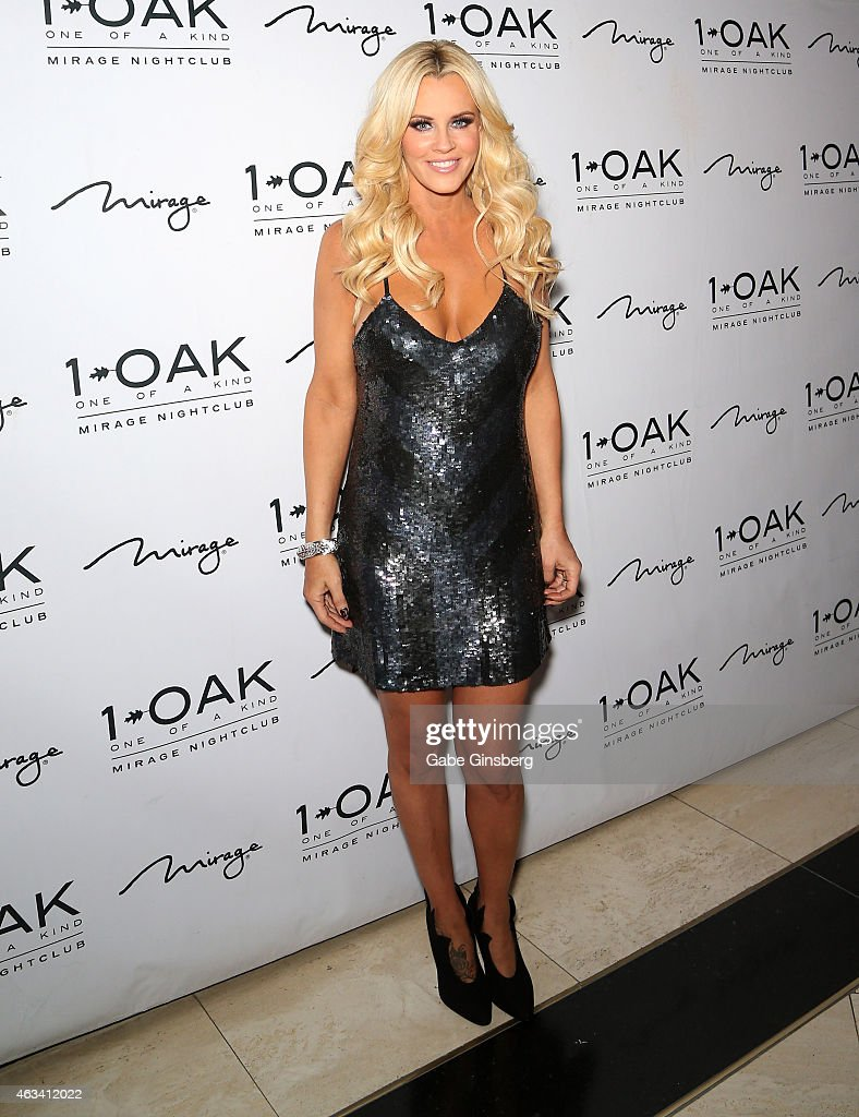 Jenny McCarthy Hosts Valentine's Weekend Party At 1 OAK Nightclub At The Mirage