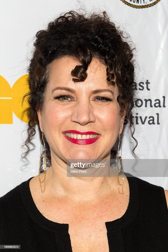 Actress/Comedian <a gi-track='captionPersonalityLinkClicked' href=/galleries/search?phrase=Susie+Essman&family=editorial&specificpeople=666342 ng-click='$event.stopPropagation()'>Susie Essman</a> attends the annual benefit gala during the Third Annual Gold Coast International Film Festival at on October 23, 2013 in Port Washington, New York.