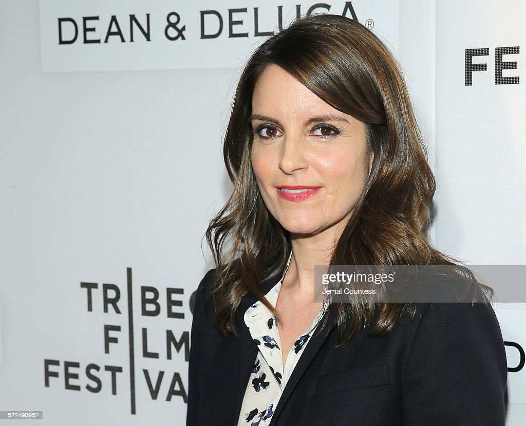 Tribeca Talks Storytellers:Tina Fey With Damian Holbrook - 2016 Tribeca Film Festival