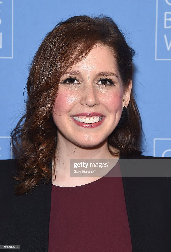 Actress/comedian Vanessa Bayer attends 'An Amazing Night of Comedy: A David Lynch Foundation Benefit for Veterans with PTSD' on April 30, 2016 in New York City.
