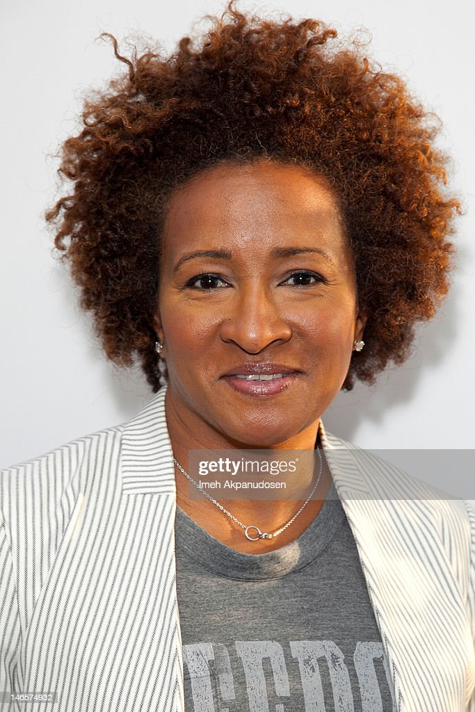 Actress/comedian Wanda Sykes attends the cast of 'Hot Flashes' and The American Cancer Society celebrate 'Blow Out Cancer' event at Montage Beverly Hills on June 19, 2012 in Beverly Hills, California.