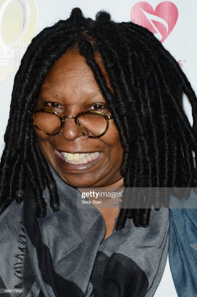 Actress/comedian Whoopi Goldberg arrives at Sunset Marquis Hotel 50th anniversary Birthday bash at Sunset Marquis Hotel & Villas on November 16, 2013 in West Hollywood, California.