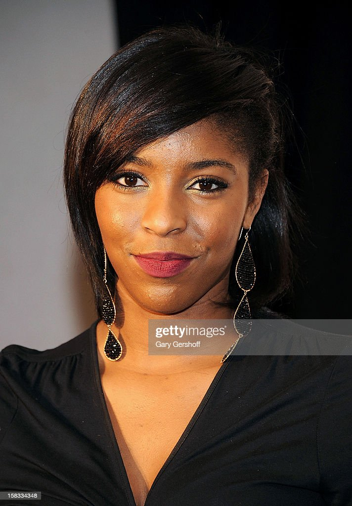Actress/comedienne <a gi-track='captionPersonalityLinkClicked' href=/galleries/search?phrase=Jessica+Williams+-+Actress&family=editorial&specificpeople=13518031 ng-click='$event.stopPropagation()'>Jessica Williams</a> attends the 2012 New York Women In Film And Television Muse Awards at the Hilton New York on December 13, 2012 in New York City.