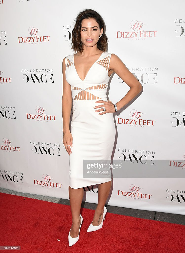 Actress/dancer Jenna Dewan-Tatum attends the 5th Annual Celebration of Dance Gala presented By The Dizzy Feet Foundation at Club Nokia on August 1, 2015 in Los Angeles, California.