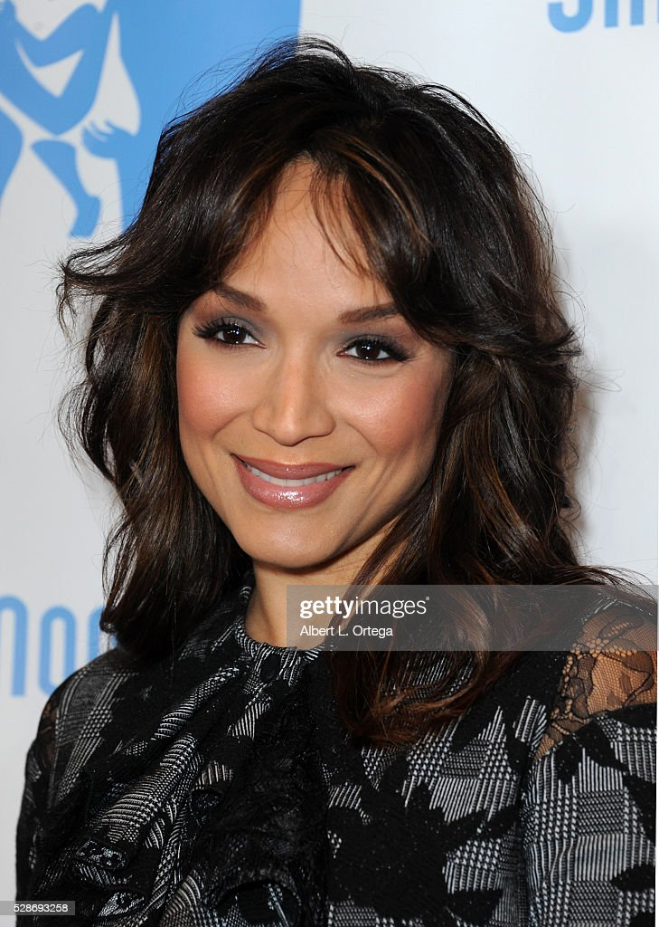 Actress/Dancer Mayte Garcia arrives for the Single Mom's Awards presented by Single Moms Planet held at The Peninsula Beverly Hills on May 6, 2016 in Beverly Hills, California.
