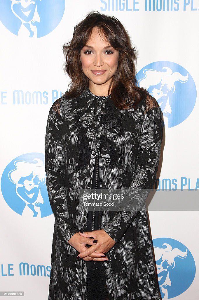Actress/Dancer Mayte Garcia attends the Single Mom's Awards held at The Peninsula Beverly Hills on May 6, 2016 in Beverly Hills, California.