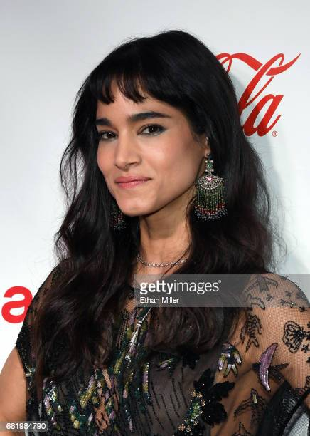 Actress/dancer Sofia Boutella recipient of the Female Star of Tomorrow Award attends the CinemaCon Big Screen Achievement Awards brought to you by...