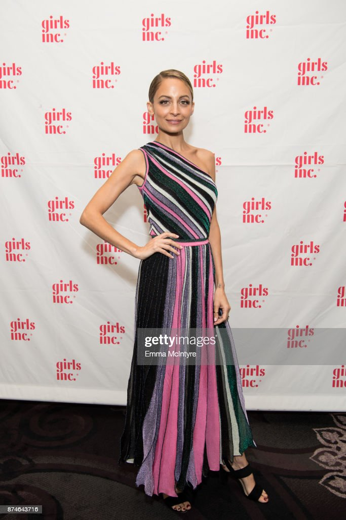 Actress/designer Nicole Richie attends the 2017 Girls Inc annual luncheon at The Beverly Hilton Hotel on November 15, 2017 in Beverly Hills, California.