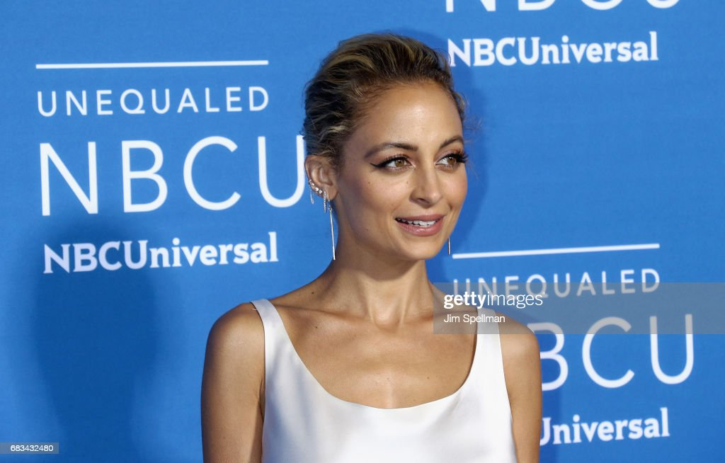 Actress/designer Nicole Richie attends the 2017 NBCUniversal Upfront at Radio City Music Hall on May 15, 2017 in New York City.