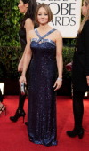 Actressdirector Jodie Foster arrives at the 70th Annual Golden Globe Awards held at The Beverly Hilton Hotel on January 13 2013 in Beverly Hills...