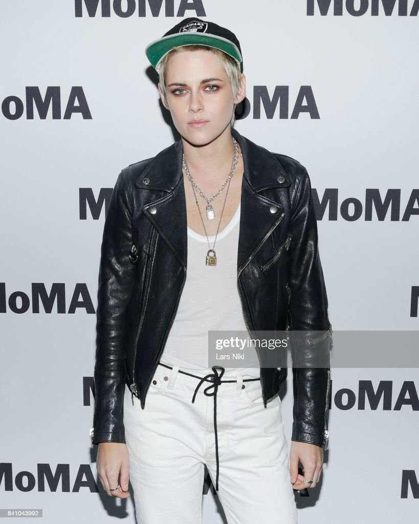 Actress/director Kristen Stewart attends the MOMA Screening of Refinery29's 'Come Swim' directed by Kristen Stewart at MOMA on August 30, 2017 in New York City.