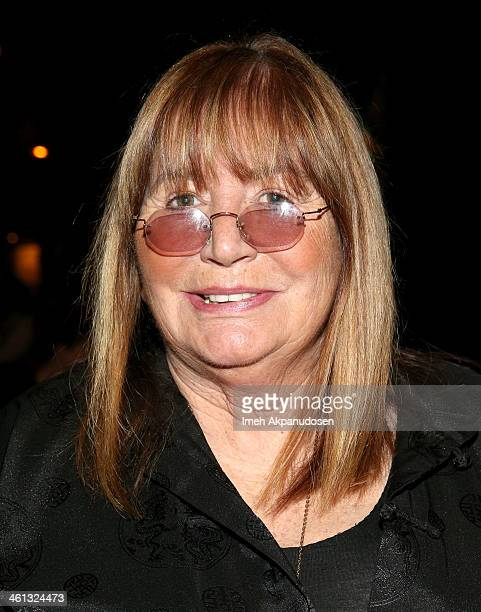 Actress/director Penny Marshall attends the celebration of black cinema hosted by Broadcast Film Critics Association at House of Blues Sunset Strip...