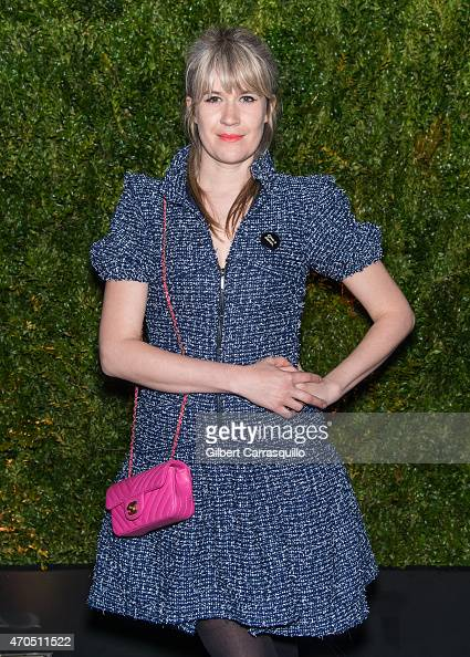 Actress/drummer Tennessee Thomas attends the 2015 Tribeca Film Festival Chanel artists dinner at Balthazar on April 20 2015 in New York City