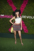 Actresse Victoria Justice attends People StyleWatch REVOLVE Fashion and Festival Event at Avalon Palm Springs on April 11 2015 in Palm Springs...