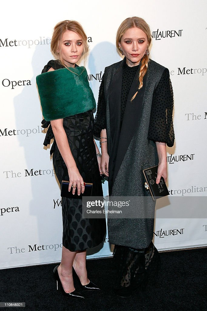 "Metropolitan Opera Gala Premiere Of Rossini's ""Le Comte Ory"" Sponsored By Yves Saint Laurent"