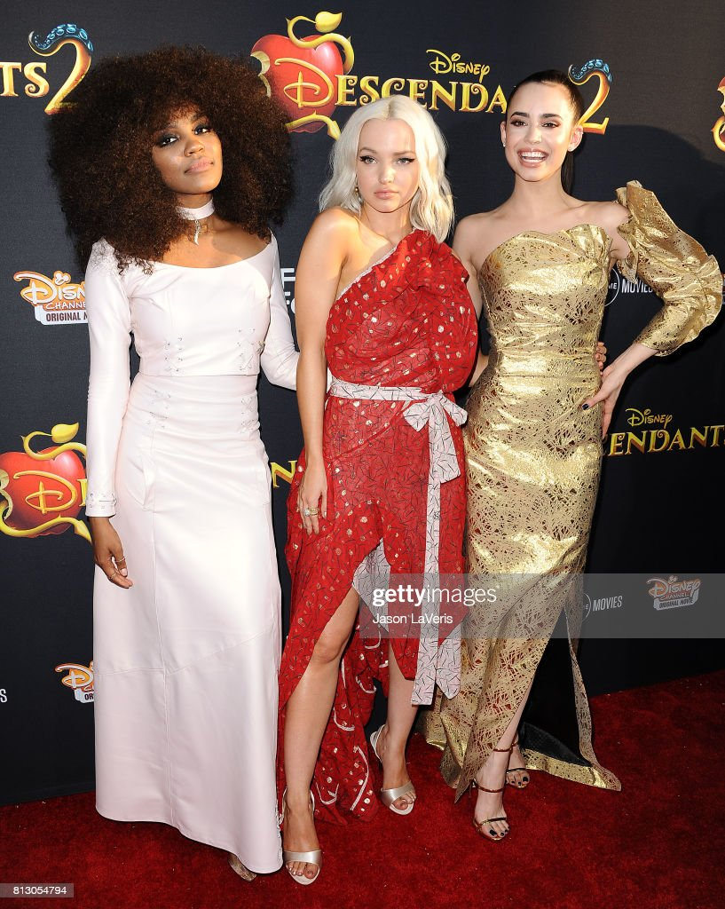 "Premiere Of Disney Channel's ""Descendants 2"" - Arrivals"