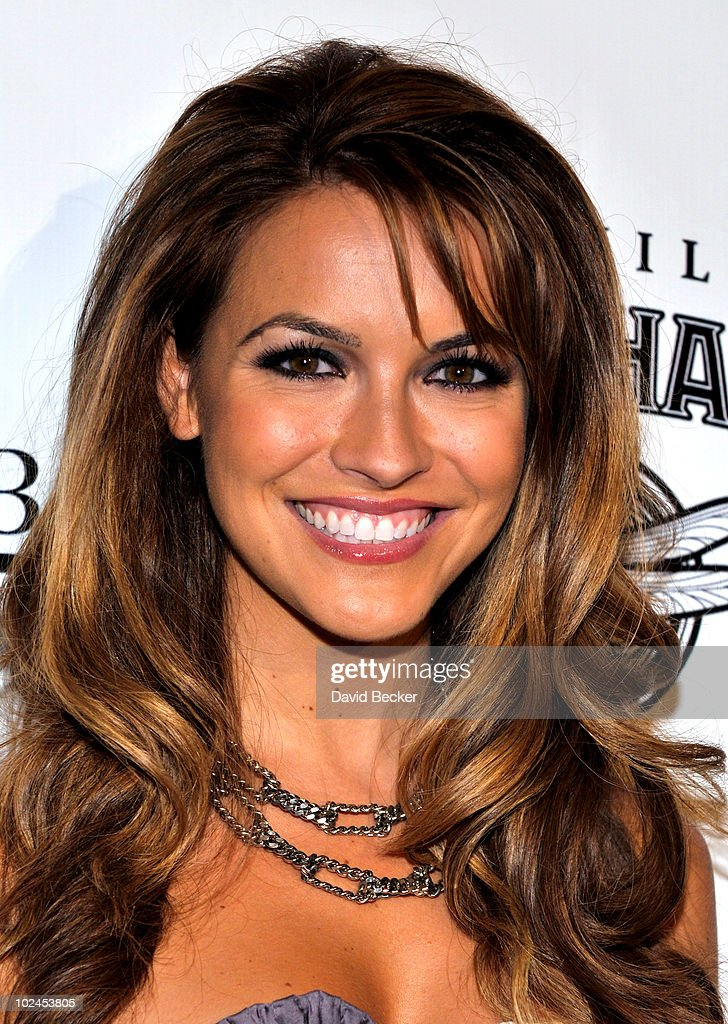 Actresses <a gi-track='captionPersonalityLinkClicked' href=/galleries/search?phrase=Chrishell+Stause&family=editorial&specificpeople=675283 ng-click='$event.stopPropagation()'>Chrishell Stause</a> arrives at the official pre-party for the 2010 Daytime Entertainment Emmy Awards at Mix at THEhotel at Mandalay Bay on June 26, 2010 in Las Vegas, Nevada.