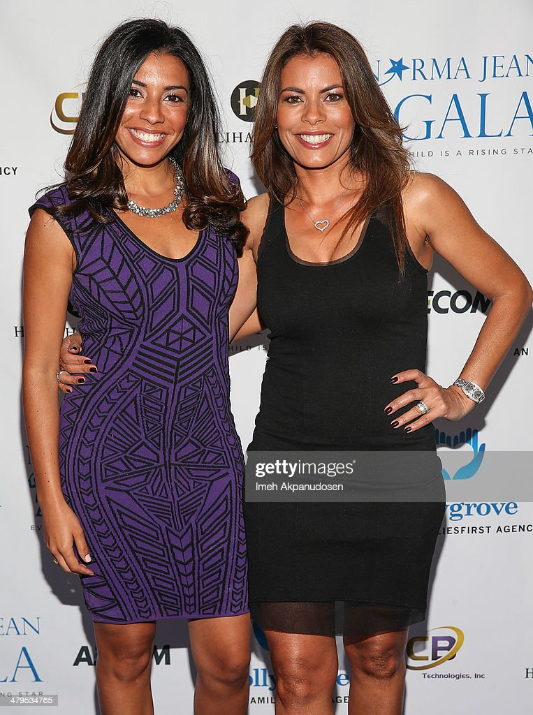 Actresses Christina Vidal (L) and <a gi-track='captionPersonalityLinkClicked' href=/galleries/search?phrase=Lisa+Vidal&family=editorial&specificpeople=665925 ng-click='$event.stopPropagation()'>Lisa Vidal</a> attend the 2nd Annual Norma Jean Gala at The Paley Center for Media on March 18, 2014 in Beverly Hills, California.