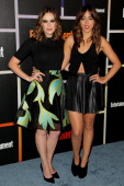 Actresses Elizabeth Henstridge and Chloe Bennet arrive at Entertainment Weekly's Annual Comic Con Celebration at Float at Hard Rock Hotel San Diego...