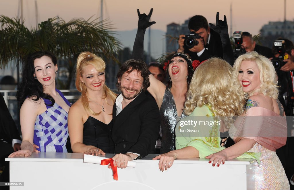 Palme d'Or Award - Photocall:63rd Cannes Film Festival