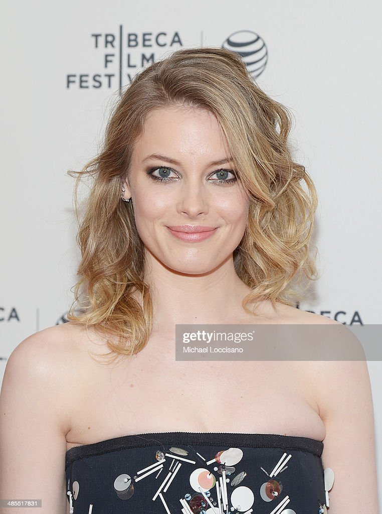 Actresses <a gi-track='captionPersonalityLinkClicked' href=/galleries/search?phrase=Gillian+Jacobs&family=editorial&specificpeople=4836757 ng-click='$event.stopPropagation()'>Gillian Jacobs</a> attends the 'Life Partners' premiere during the 2014 Tribeca Film Festival at SVA Theater on April 18, 2014 in New York City.