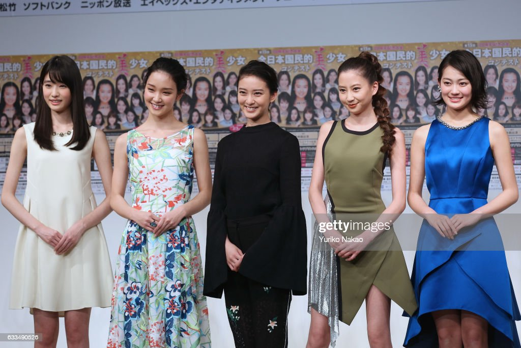 The 15th National Pretty Young Girl Contest Press Conference