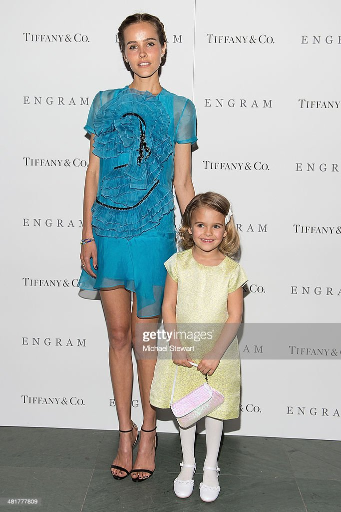 Actresses <a gi-track='captionPersonalityLinkClicked' href=/galleries/search?phrase=Isabel+Lucas&family=editorial&specificpeople=242957 ng-click='$event.stopPropagation()'>Isabel Lucas</a> (L) and Julia Faletti attend the 'Engram' screening at the Celeste Bartos Theater at the Museum of Modern Art on March 31, 2014 in New York City.