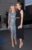 Actresses Julie Bowen and Jenna Elfman attend the LA Modernism Show Sale opening night party to benefit PS ARTS at 3LABS on April 25 2014 in Culver...