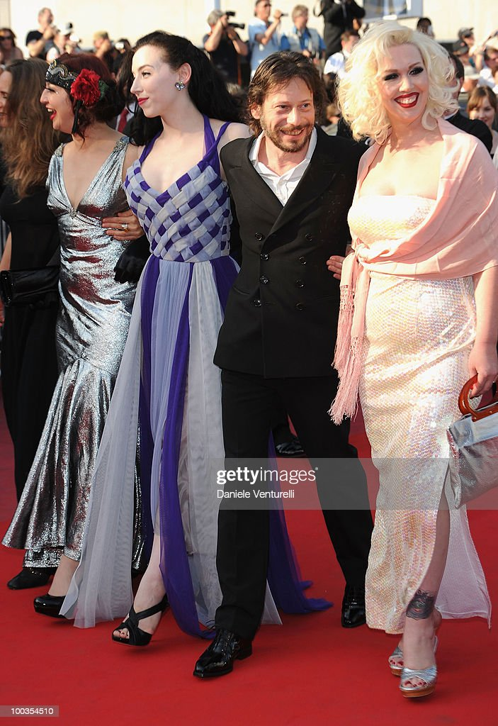 63rd Annual Cannes Film Festival - Palme d'Or Closing Ceremony Arrivals