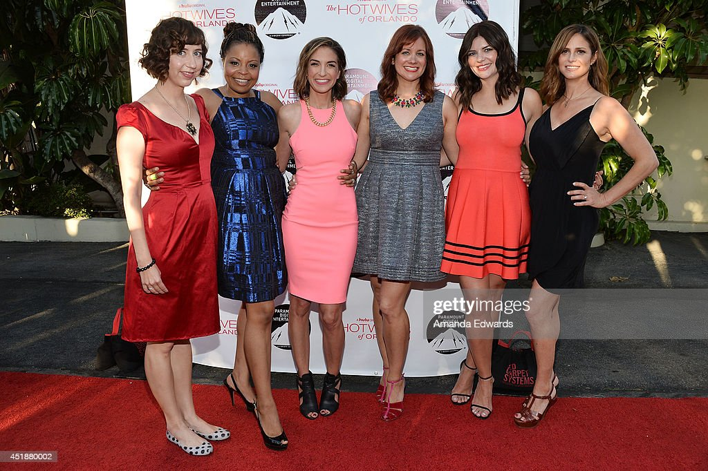 """Hulu's New Series """"The Hotwives Of Orlando"""" - Los Angeles Premiere"""