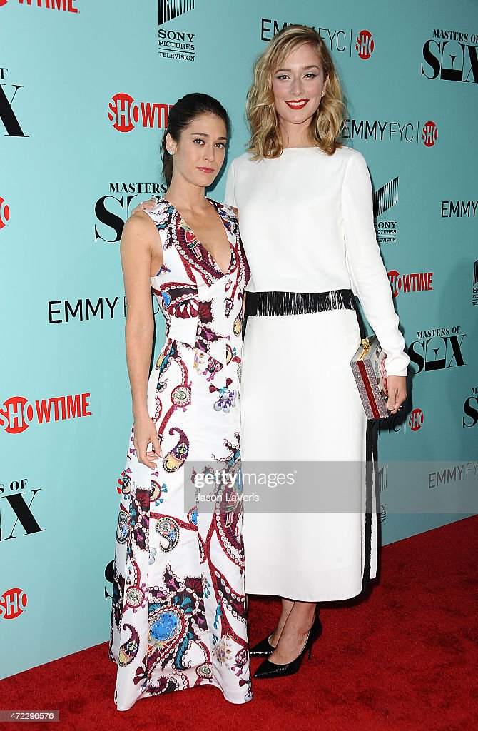 Caitlin fitzgerald and lizzy caplan masters of sex 2014 6