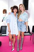 Celebrities Attend ABRA Fashion Show - Mercedes Benz...