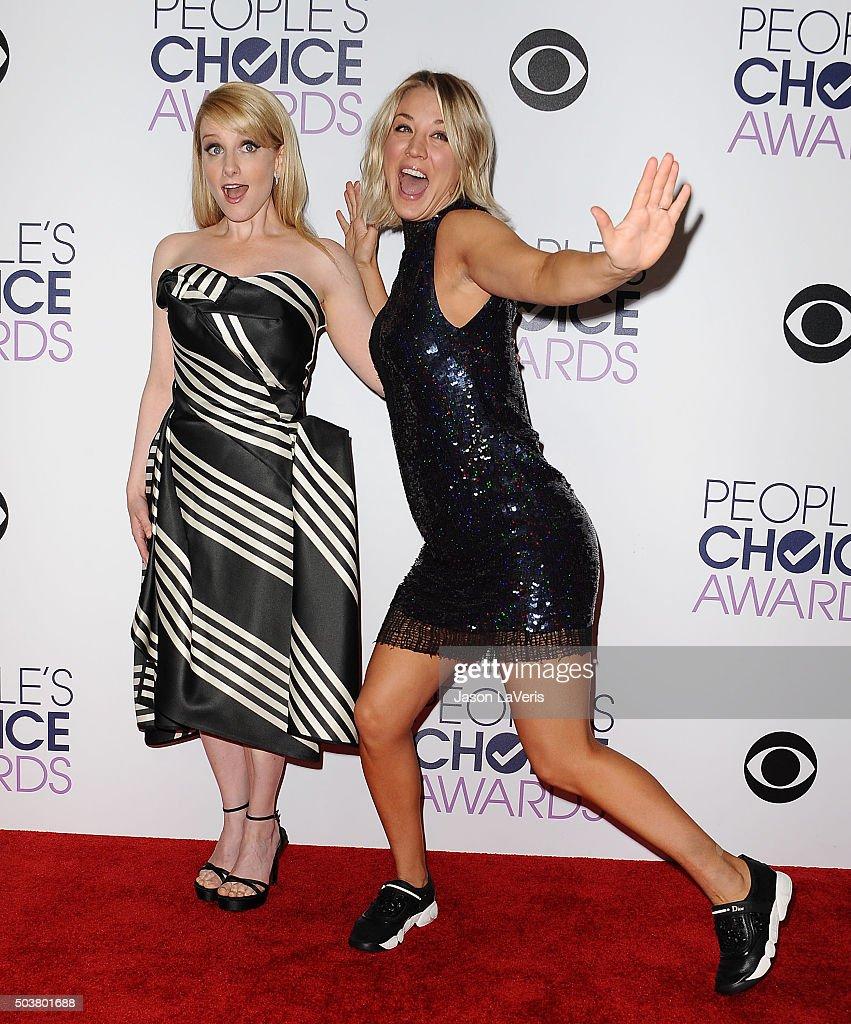 People's Choice Awards...