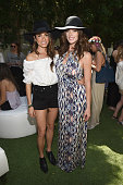 Actresses Nikki Reed and Ashley Green attend People StyleWatch REVOLVE Fashion and Festival Event at Avalon Palm Springs on April 11 2015 in Palm...