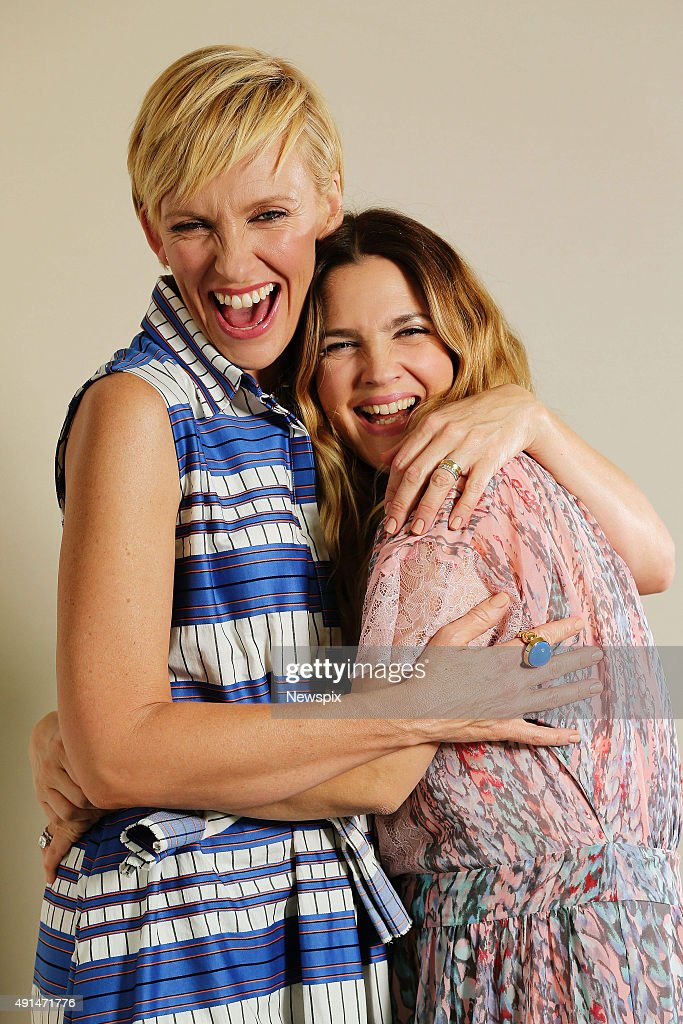 Toni Collette & Drew Barrymore Sydney Photo Shoot